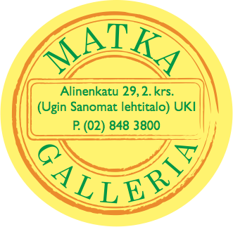 Matkatoimisto Matka Galleria